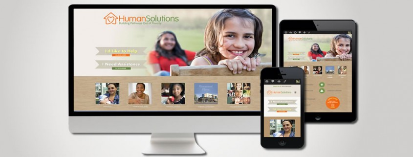 Human Solution's New Website